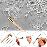 Tambour Hook with 3 Needles (70 90-100) Embroidery