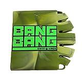 Bunkerkings / BKNR Kings Knuckle Butt Tank Cover - 45-88ci - BangBang - Camo