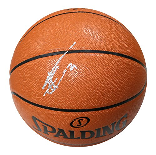 Tim Duncan San Antonio Spurs Signed Autographed Spalding NBA Game Replica Basketball