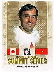 Frank Mahovlich (Hockey Card) 2011-12 ITG Canada vs The World Summit Series # SS-05 Mint