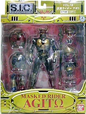 Vol. 19 Kamen Rider Agito (japan import)
