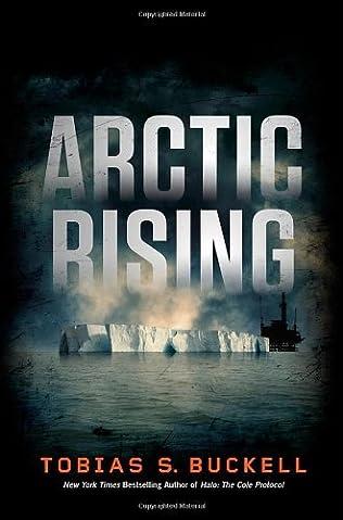 book cover of Arctic Rising