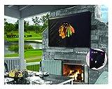 Holland Bar Stool Co. Chicago Blackhawks TV Cover