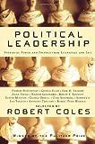 Political Leadership, Robert Coles, 0812971701