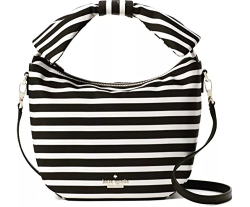 Kate Spade Striped Handbags - Kate Spade Jeny Satchel Crossbody Haring Lane Striped Multi Handbag