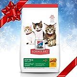 Hill's Science Diet Kitten Chicken Recipe Dry Cat Food, 3.5 lb Bag