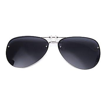 7bd4d2b40e8 TERAISE Anti Glare Polarized Clip-on Sunglasses Outdoor driving Sunglasses  for Men and Women s Suitable