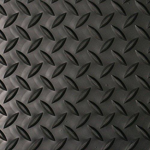 Tuffy Commercial Grade Diamond Plate Vinyl Deck Kit