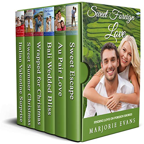 Sweet Foreign Love (Finding Love on Foreign Shores Bundle)