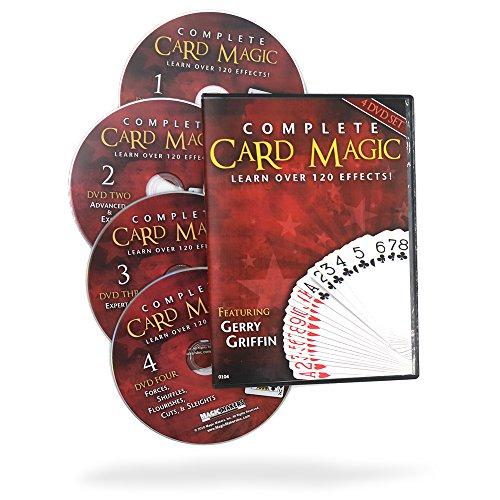 Beginner Magic Trick (Magic Makers 120 Card Tricks, Complete Card Magic 7 Volume)
