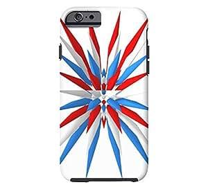 Ameriviruz iPhone 4s White Tough Phone Case - Design By FSKcase?