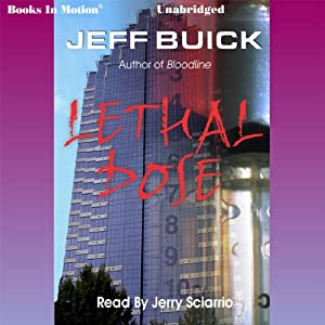 Lethal Dose Audiobook