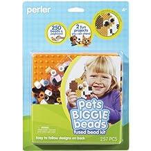 Perler Fused Bead Kit Pets Biggie Beads