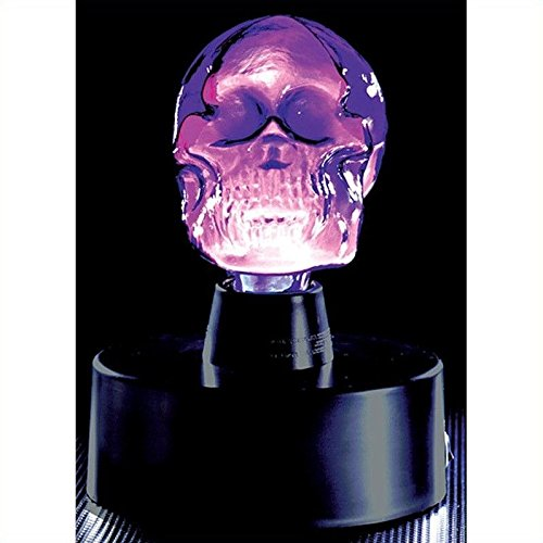 Mini Skull Electra Lamp (Lumisource Mini Spooky Electra Lamp in Blue and Red)