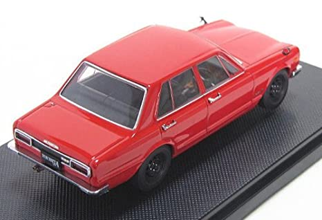 EBBRO 1/43 Nissan Skyline GT-R PGC10 Red (japan import): Amazon.es: Juguetes y juegos