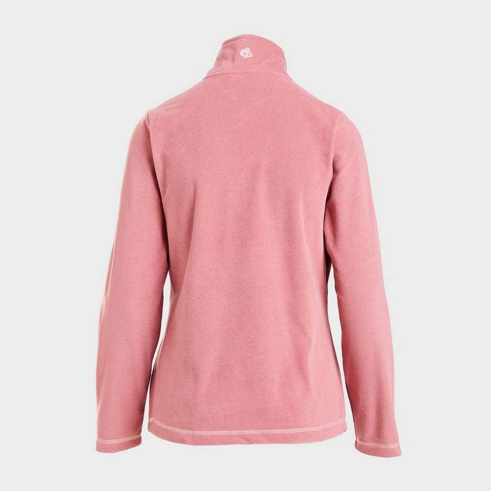 Craghoppers Womens Petra Half-Zip Fleece