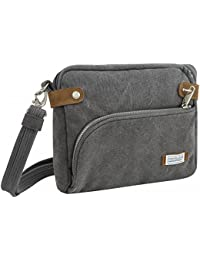 Anti-theft Heritage Crossbody Bag