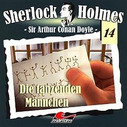 Die tanzenden Männchen (Sherlock Holmes 14)