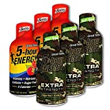 5 Hour Energy, 3 Berry + 3 Extra Strength Sour Apple, 6 Count