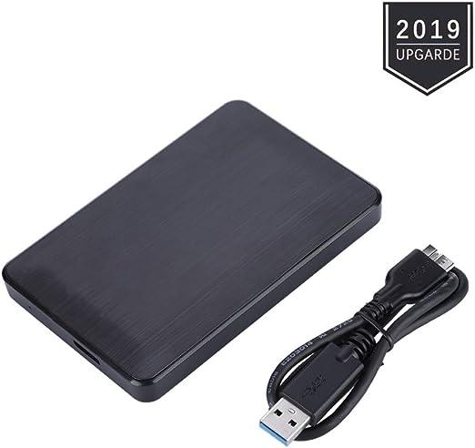 ゲームハードドライブ、HDD USB3.0外付けハードドライブ、ゲームホストモバイルハードディスクドライブ大容量ストレージ (160G)