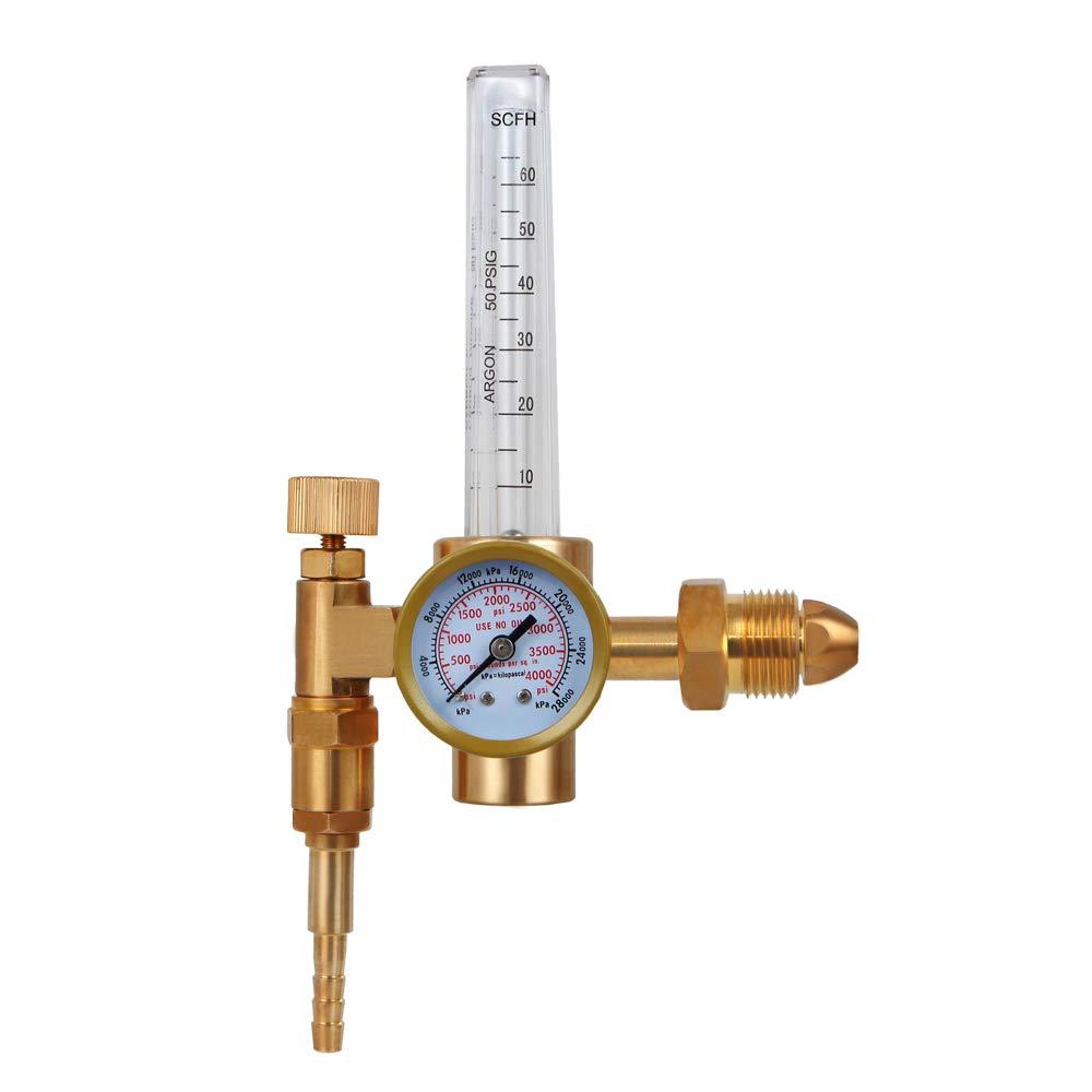 BETOOLL HW9003 Argon/CO2 Mig Tig Flow meter Gas Regulator Gauge Welding Weld by BETOOLL