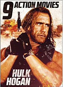 9-Action Movies Featuring Hulk Hogan & Jesse Ventura