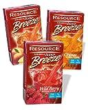 breeze nutritional supplement - Resource Breeze Nutritional Supplement ( SUPPLEMENT, RESOURCE, BREEZE, WILD BERRY ) 27 Each / Case