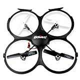 KAIM 819A 4CH 2.4G 6-Axis Gyro RTF Remote Control Quad Copter RC Headless Mode Aircraft Toy
