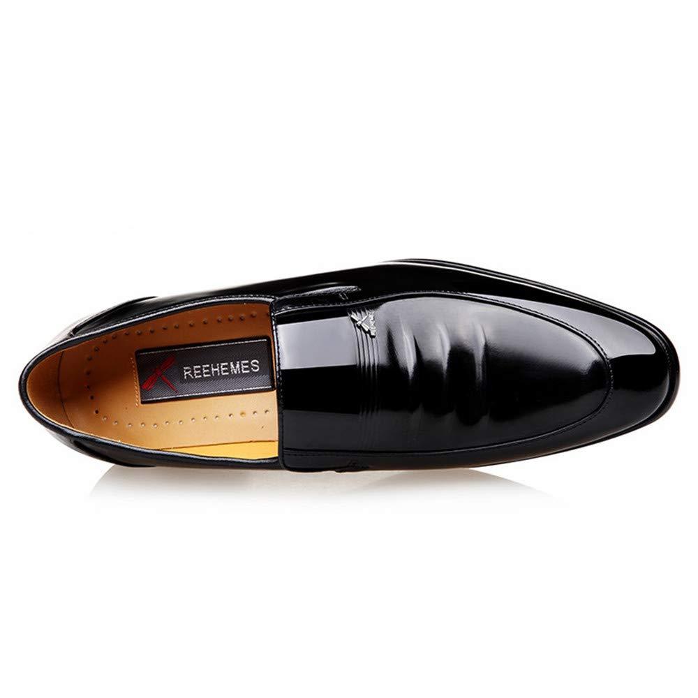 Homme Rosegal Habillée Mocassins Business Chaussure Cuir 29YHIWED