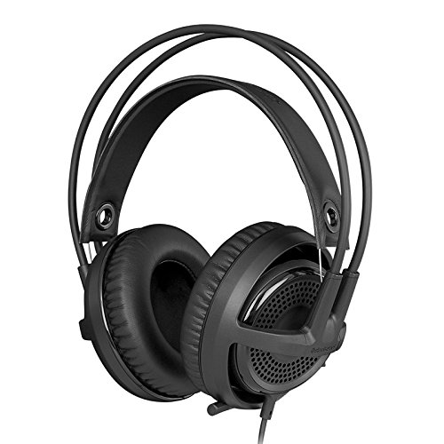 SteelSeries Siberia v3 Comfortable Gaming Headset - Black by SteelSeries