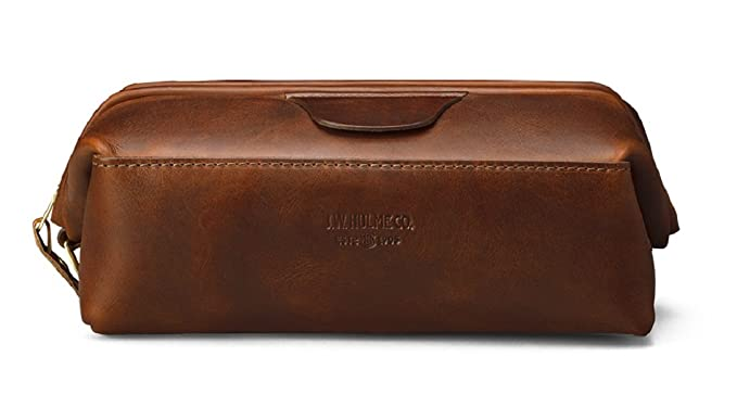 J.W. Hulme Co. - Travel Kit - American Heritage Leather