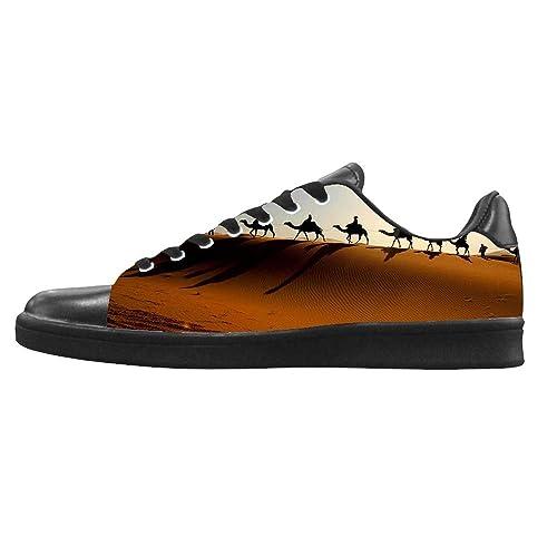 Dalliy - Zapatillas para hombre negro b LJC6wuwk6o