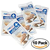 "10 Super Band Instant Cold pack 4.5""x 5.7"" (Case of 10)"