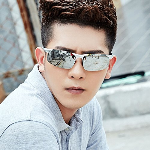 De Gafas De Alta Conducción UV Sol Anti Reflejante para 4 Polarizadas Anti Color Gafas De De Sol Gafas Gafas De 8 YQQ sol Personalizadas Definición Hombre Gafas de Deporte qR0w8nxX