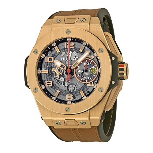 Hublot Big Bang Ferrari 18kt King Gold Mens Watch 401.OX.0123.VR