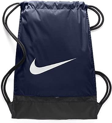 Nike Nk Brsla Gmsk Bolsa de Cuerdas, Hombre, Azul (Midnight ...