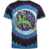 Grateful Dead - Mens Shakedown Street Tie Dye T-shirt Medium Purple