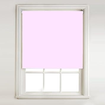 roman shocking blinds samite blind a pink