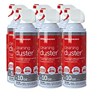 Office Depot Cleaning Duster, 10 Oz, Pack of 6, UDS-10MS-P6