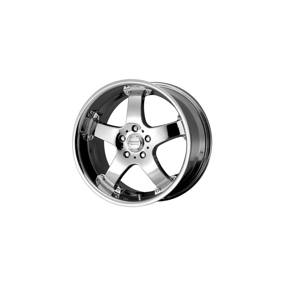 American Racing Rebel AR699 Chrome Wheel (17x9/5x120.7mm)