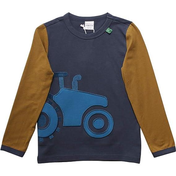 Freds World by Green Cotton Jungen Hemd Stripe T Baby