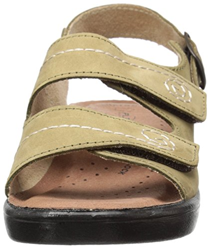 Belamar Olive Spring Sandal Step Women's x8fnawqOA