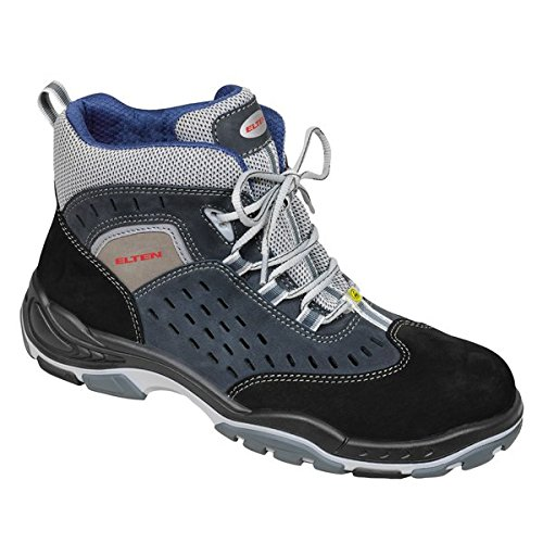 Elten 76183–39Industry aria scarpe di sicurezza ESD S1, Multicolore, 2061668