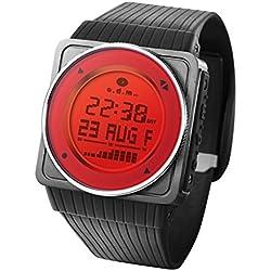 o.d.m Men's SU101-4 3 Touch Digital Watch