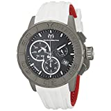 Technomarine Men's TM-515004 Titanium Reef Analog Display Swiss Quartz White Watch