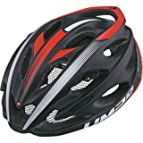 Cheap Limar Ultralight+ Bike Helmet Matt Black Red – Size Medium