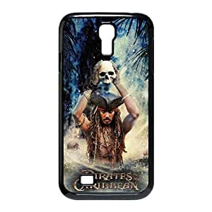 Samsung Galaxy S4 I9500 Phone Cases Black Pirates of the Caribbean EKH439684