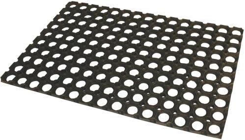 rubber pieces black //offcut selection