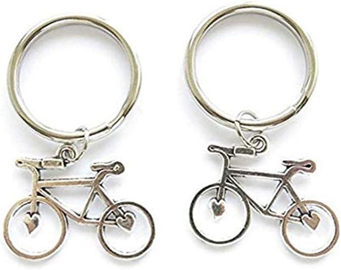 Llavero de bicicleta, llavero ciclista, llavero de moto, regalo ...