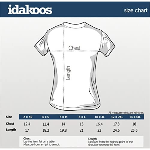 Idakoos Library Technician Barcode - Occupations - T-Shirt Fille
